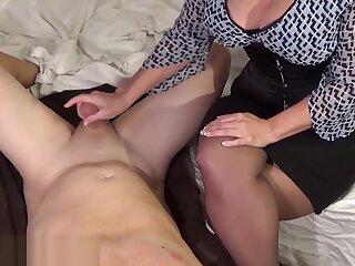 Morning Milking 2 Cum Again 4 Mam