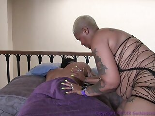 Lightskin Bbw pounded