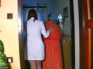 BBW chubby Nurse masturbate there old Granny