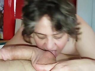 Remarkable blowjob