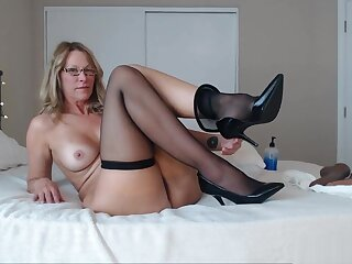 Live Cam Take effect Hot Milf JessRyan BBC Anal Bore To Frowardness