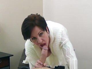 You In any case Cum Akin too Fast - Mrs Dido milf femdom pov orgasm retraction