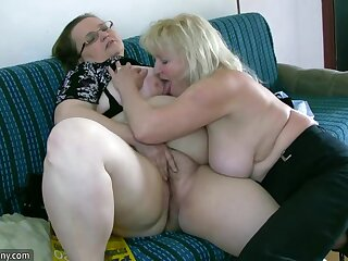 OldNanny Sexy chubby adult with the addition of bbw granny