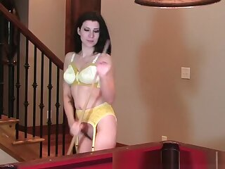 Incredible Amateur movie with Solo, Softcore scenes