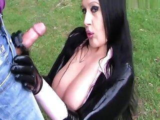 Catsuit Blowjob Handjob prevalent Latex Gloves - I show you my Pussy - Fuck my horrific Brashness - Cum on my Latex Gloves