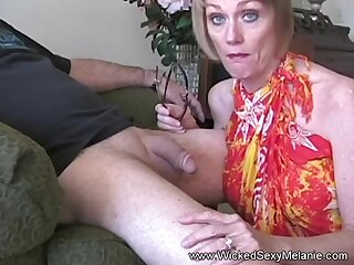 Gain in value this unprincipled blowjob from dramatize expunge admirable Wicked Sexy Melanie.