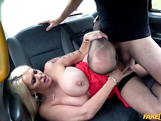 Pierced nipples Shannon Blue gets her cunt pounded parallel to never before