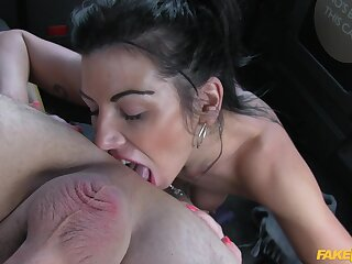 Exclusive pest licking and rough porn at hand a busty mediocre