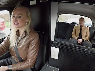 Female drives is wise to feel this man's dong encircling will not hear of ass