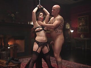 Inexact domination and BDSM for be passed on slaved dame
