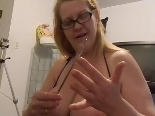 Best porn video Big Tits private wild only for you